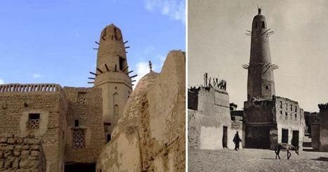 "Au coeur de ""la plus charmante"" oasis égyptienne, la renaissance du village d'al-Qasr | Centro de Estudios Artísticos Elba | Scoop.it"
