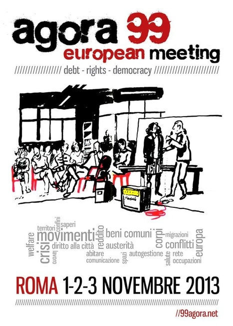 Agora 99 » Pre-meeting program | Networked Labour | Scoop.it