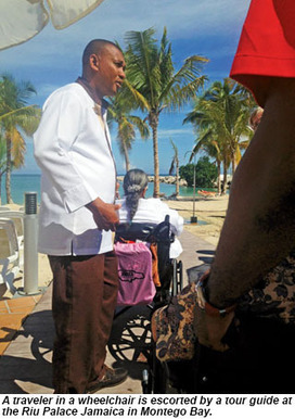 Jamaica fam focuses on accommodating disabled travelers - Travel Weekly | Accessible Tourism | Scoop.it