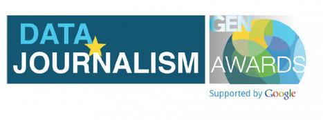 Data Journalism Awards | Cabinet de curiosités numériques | Scoop.it