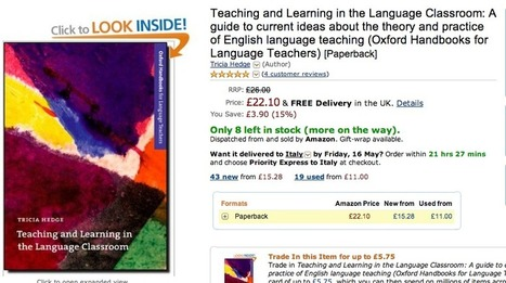 My top ten ELT books - how many have you read? | Teaching English as a Foreign Language - Professional Development | Scoop.it