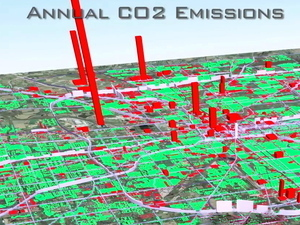 Software Calculates City-Specific Carbon Footprint : NPR | The Future of Water & Waste | Scoop.it