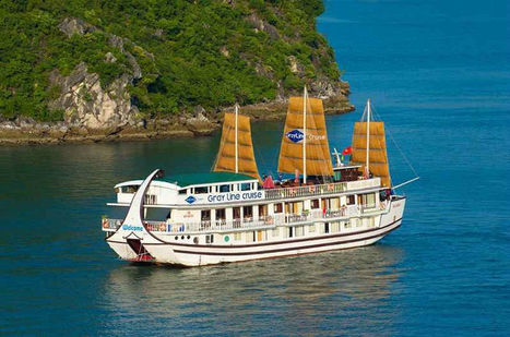 Grayline Cruise | Halong Grayline Cruise - Agency | Halong Bay Deluxe Cruises from us 90$ - 150$ | Scoop.it