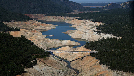How extensive is California's drought? Compare the photos | California drought | Scoop.it