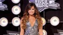 Demi Lovato Sizzled in Silver at MTV VMAs | Tregging | Scoop.it