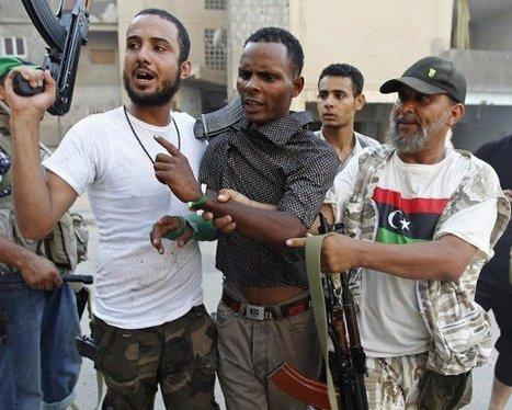 La Libye de l'OTAN : une plongée dans la terreur et la vengeance  | Actualités Afrique | Scoop.it