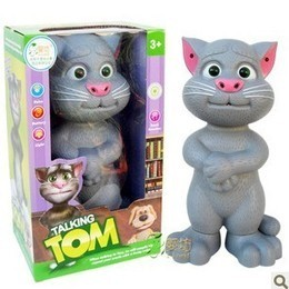 New arrival hotsale Anutomatic Recording Electronic Talking Tom Cat Christmas Gifts   here are some good goods form tobuygoods   Scoop.it