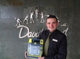 How a health club's AEDs saved 100 lives | First Aid Training | Scoop.it