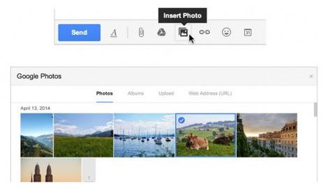 Gmail se actualiza permitiendo incluir fotos que hemos hecho desde el móvil   EDUCACIÓN 3.0 - EDUCATION 3.0   Scoop.it