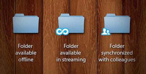 Avec le Lima, c'est le design qui réinvente le partage de fichiers | Design, industrie, architecture, innovation, etc. | Scoop.it