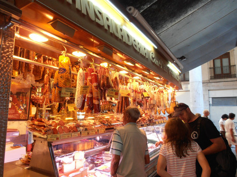 La Boqueria Food Market, Barcelona | Sophisticated Spain | Scoop.it