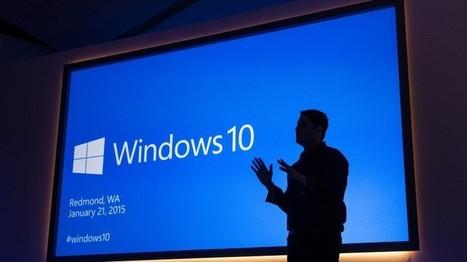 [ACTU] Windows 10 enfin prêt pour l'entreprise | Prestataires et services aux entreprises | Scoop.it