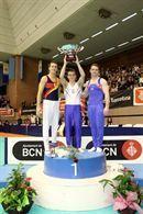 Verniaiev y Dementyeva ganan el Memorial Joaquim Blume