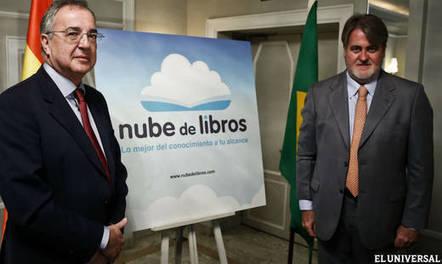 Abren biblioteca virtual en España | Creativos Culturales | Scoop.it
