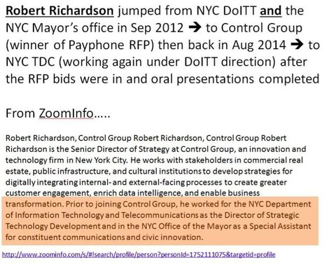 NYC Wi-Fi payphone project: conflicts of interest?   Municipal WiFi   Scoop.it