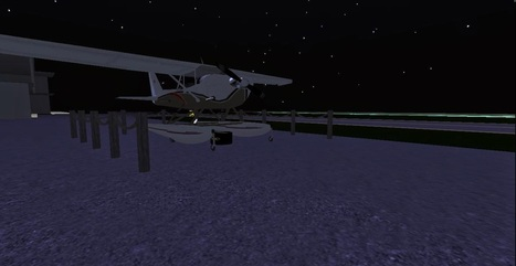 SL Newser - Extra: Second Life Airlines | Second Life | Scoop.it