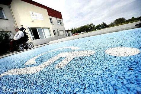 Auxerre mauvaise élève en terme d'accessibilité aux handicapés   Intervalles   Scoop.it