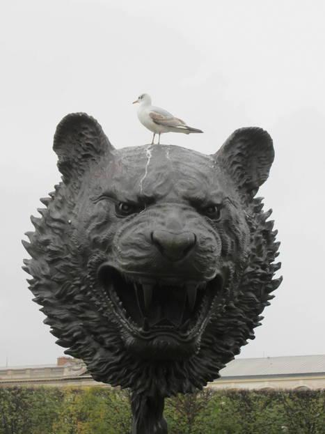 Ai Weiwei: Circle of Animals / Zodiac Heads | Art Installations, Sculpture, Contemporary Art | Scoop.it