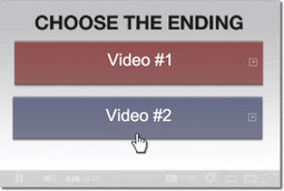 How To Let Viewers Choose an Ending to Your Interactive Video [Creator's Tip #80] | Digital Authorship | Scoop.it