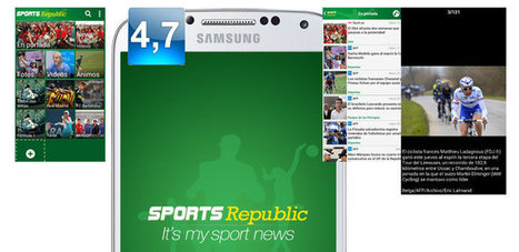 Sports Republic, mantente al día de todos los deportes que te gustan | Sports News | Scoop.it
