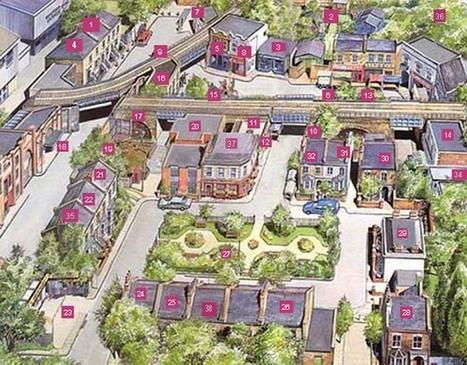 EASTENDERS - Albert Square UK | Eastenders | Scoop.it