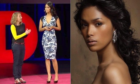 moving TED talk by trans model Geena Rocero | LGBT Times | Scoop.it