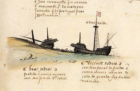 La fouille d'une caravelle de l'époque des Grandes Découvertes | Théo, Zoé, Léo et les autres... | Scoop.it