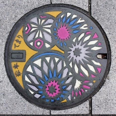 61 Amazing Manhole Covers from Japan | Share Some Love Today | Scoop.it