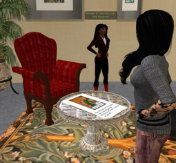 Enter the Dream World of OpenSim Interactive Fiction | Intro to Literature | Scoop.it