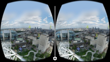 G-learning: Google Cardboard - discovering a city by numbers | Moodle and Web 2.0 | Scoop.it