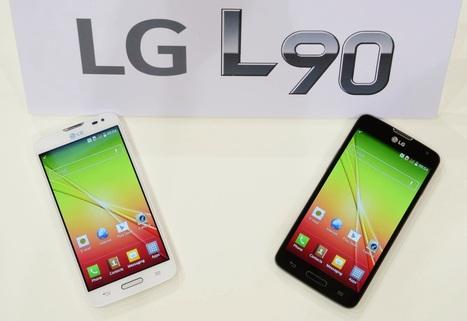 Geekscorner9: LG L90 : FULL SPECIFICATIONS | Geeks-corner | Scoop.it