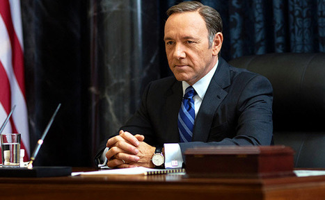 'House of Cards' And Video Games: Product Placement Or Plot Point? | Education and more | Scoop.it