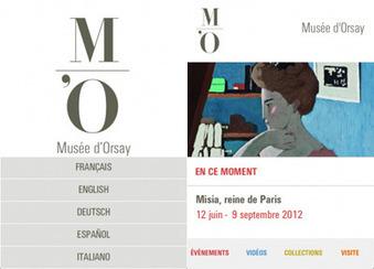 Le musée d'Orsay lance son application mobile sur iPhone et Android | Nouveautés Web, apps et musées | Scoop.it