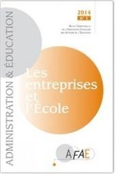 """Ecole et entreprise : """"la méfiance réciproque s'est atténuée""""   Liens entre l'école et l'entreprise   Scoop.it"""