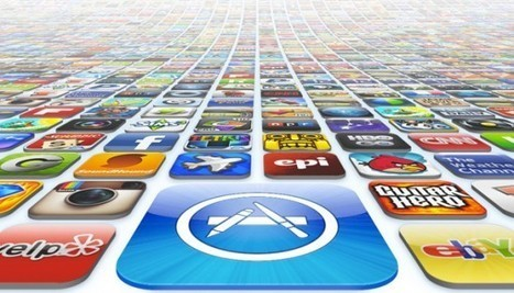 40 milliards de téléchargements pour l'App Store ! | Windows Mac Mobile Application | Scoop.it