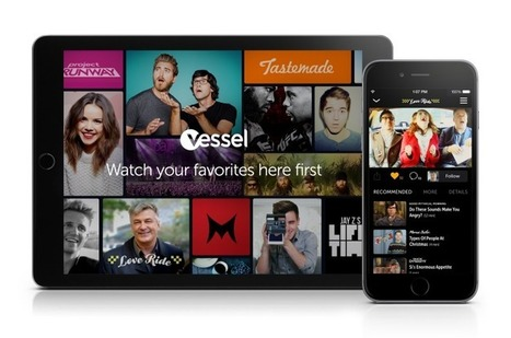 Former Hulu CEO Jason Kilar's Vessel Launches To The Public | Smart Media | Scoop.it