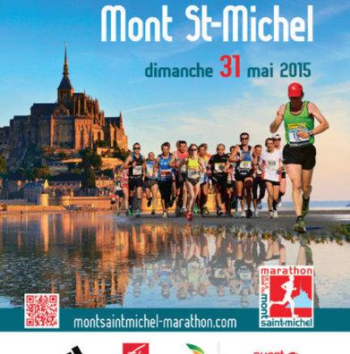 #Normandie/Sport: Marathon de la Baie du Mont Saint-Michel 2015 ! Infos - Cotentin webradio actu buzz jeux video musique electro  webradio en live ! | Les news en normandie avec Cotentin-webradio | Scoop.it