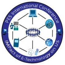 PES International Conference on IMPact of E-Technology on US | EventM | EventM | Scoop.it