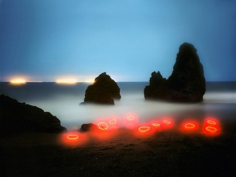 Natural Landscapes Turned Surreal by Artificial Light | Emotional Design | Scoop.it