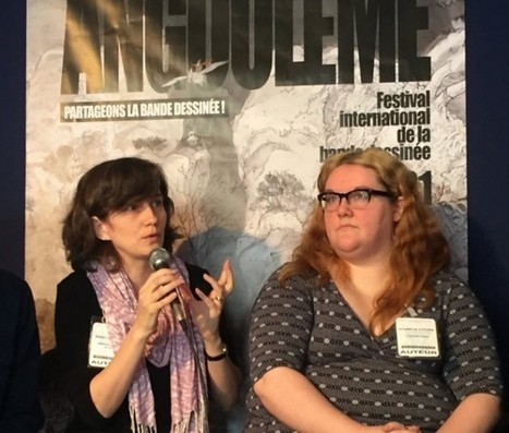 Art and Anguish at Angoulême: Where Are the Women in Comics? - Publishing Perspectives | Ebook and Publishing | Scoop.it