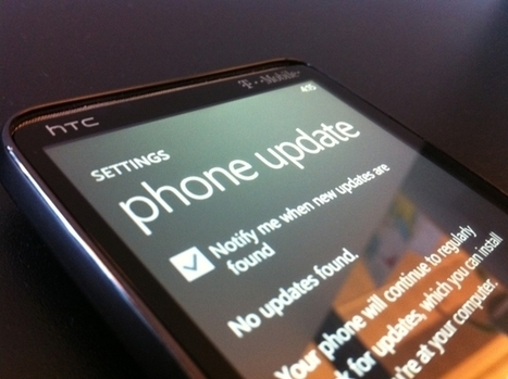 Windows Phone Update Hinted at in Microsoft Job Posting - Mobile Magazine | MobileandSocial | Scoop.it