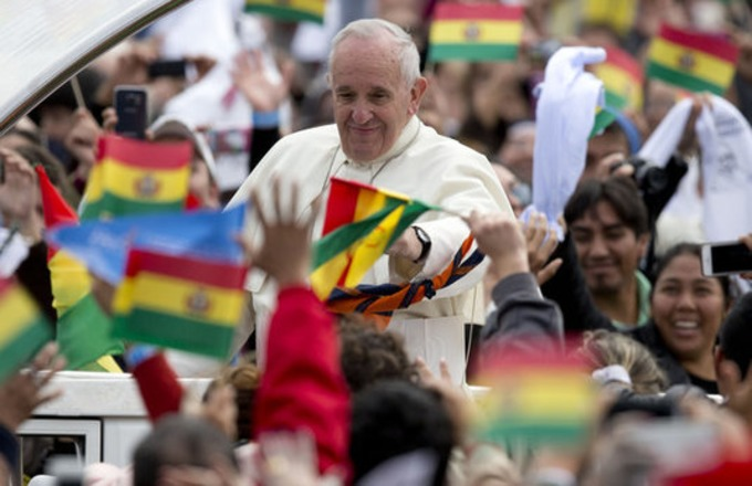 Pope Francis Reaches Out To Bolivia's Poor Workers - Huffington Post - Huffington Post | real utopias | Scoop.it