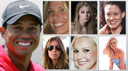 Tiger's Tally Explodes With At Least 9 Women | Sports Ethics | Scoop.it