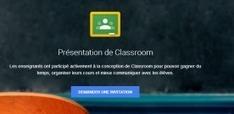 Google Classroom : le guide complet ! | Le blog de Thierry VANOFFE : Coach Google Apps | netnavig | Scoop.it