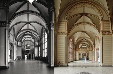 El antes y después del Rijksmuseum (FOTOS) | Rijks | Scoop.it