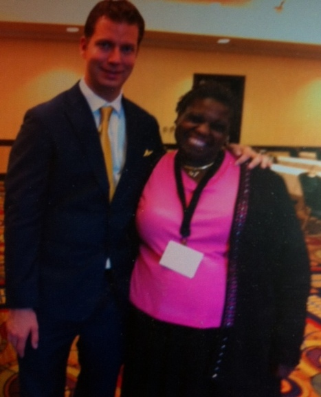 "Louise Malbon-Reddix and JT Foxx - Opportunity for MegaPartnering | ""What's in a Word?"" 