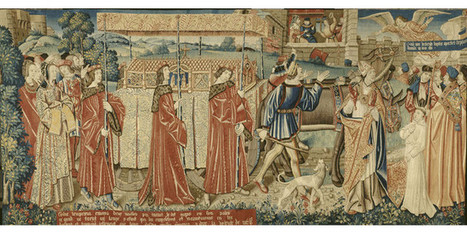 Le voyage au Moyen Age raconté par le musée de Cluny - Francetv info | Monde médiéval | Scoop.it