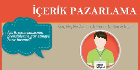 İçerik Pazarlama: Kim, Ne, Ne Zaman, Nerede, Neden ve Nasıl (İnfografik) | Murat Salman | İçerik Pazarlama | Scoop.it
