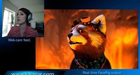 Un avatar 3D que reproduce tus gestos | (Tecnologia) | Scoop.it