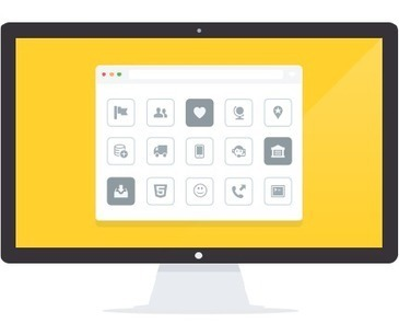 The Best Free Icon Font Generator: Create your Icon Font with more than 4000 Vector Icons - Fontastic   Web design   Scoop.it
